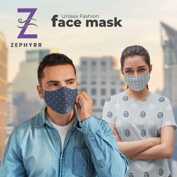 ZEPHYRR Unisex Face Mask